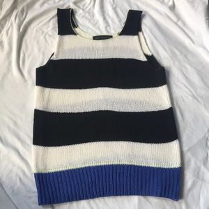 Sanctuary Knit Tank Top